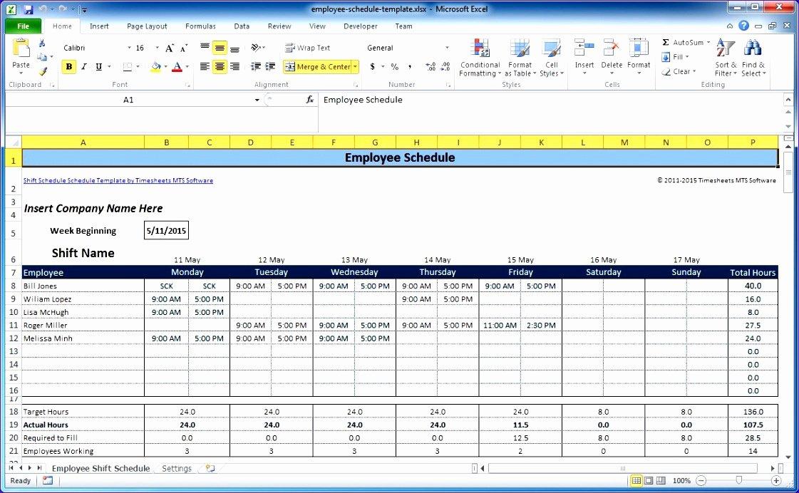 Multiple Employee Timesheet Template Elegant 7 Free Excel Timesheet Template Multiple Employees