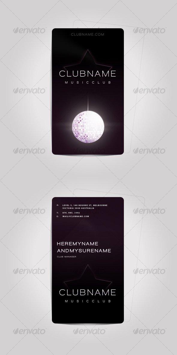 Music Business Card Template Inspirational 60 Free & Premium Psd Business Card Template