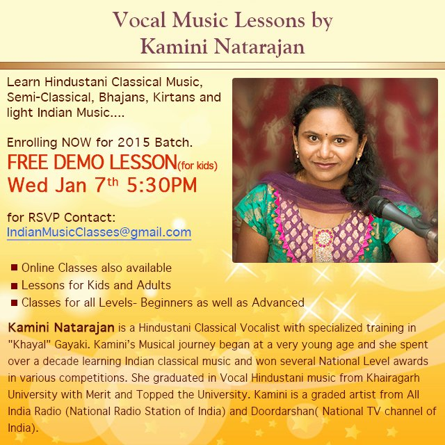 Music Lesson Flyer Template New Vocal Music Demo Kaminimusic
