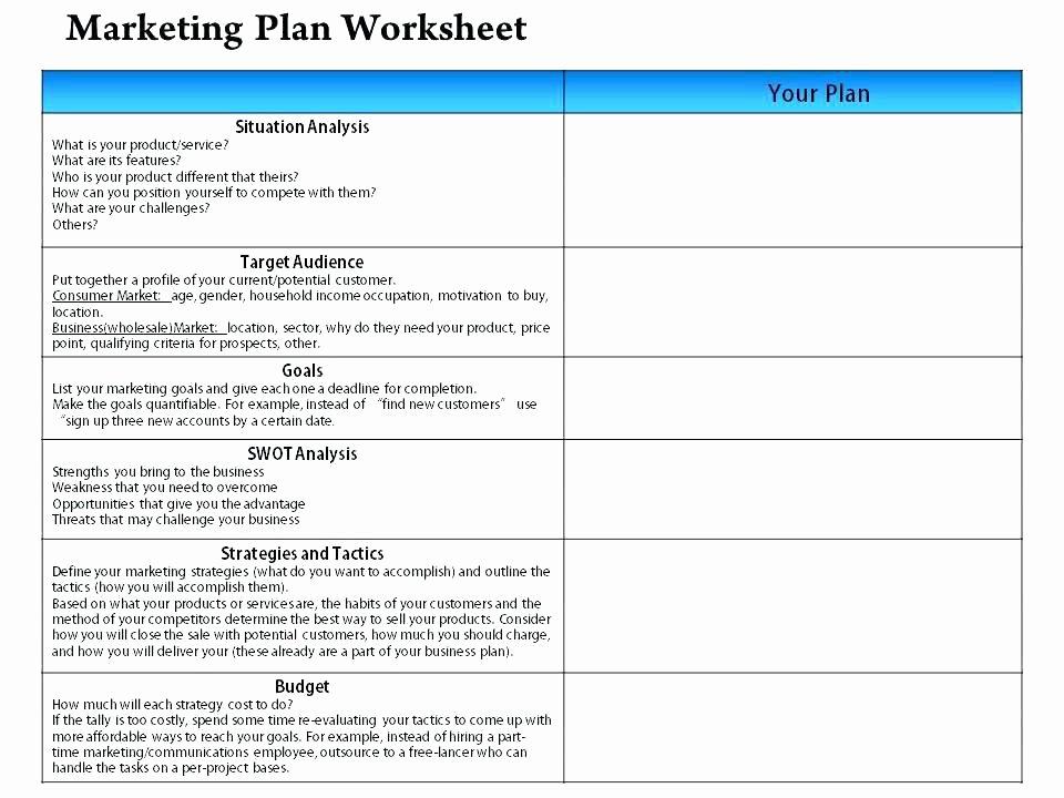Music Marketing Plan Template Inspirational Music Marketing Plan Template – Superscripts