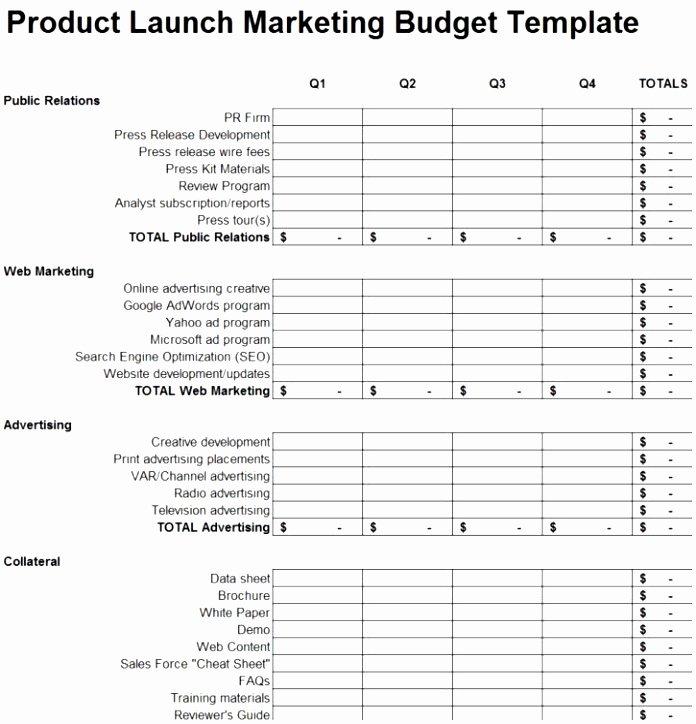 Music Marketing Plan Template New 12 Music Marketing Plan Template Ytuac