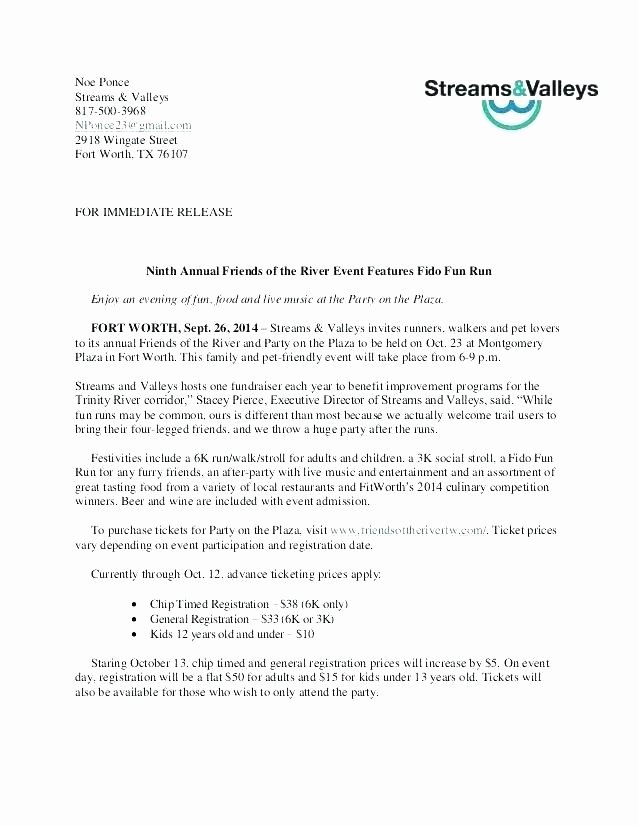 Music Press Release Template Elegant Media Release Template Word event Press form social News