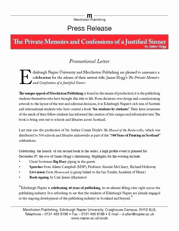 Music Press Release Template Luxury Music Press Release Template Band Press Release Example Pr