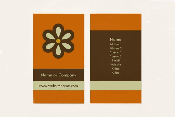 Networking Business Card Template Beautiful 9 Networking Business Card Templates