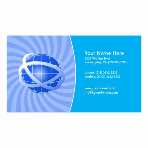 Networking Business Cards Template Awesome Networking Business Card