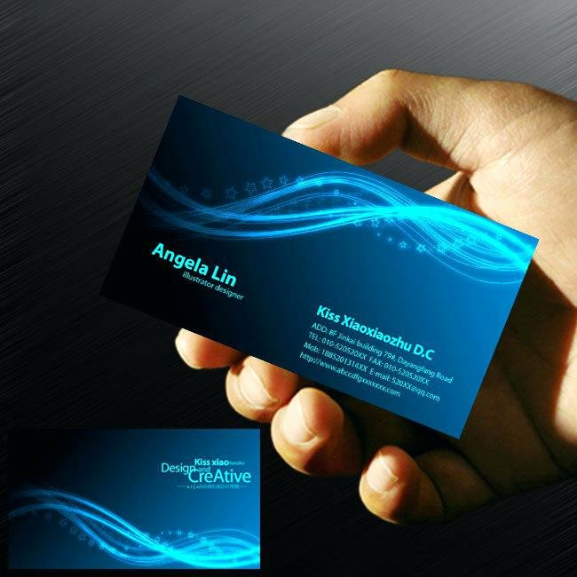 Networking Business Cards Template Lovely Career Networking Business Card Template social Network
