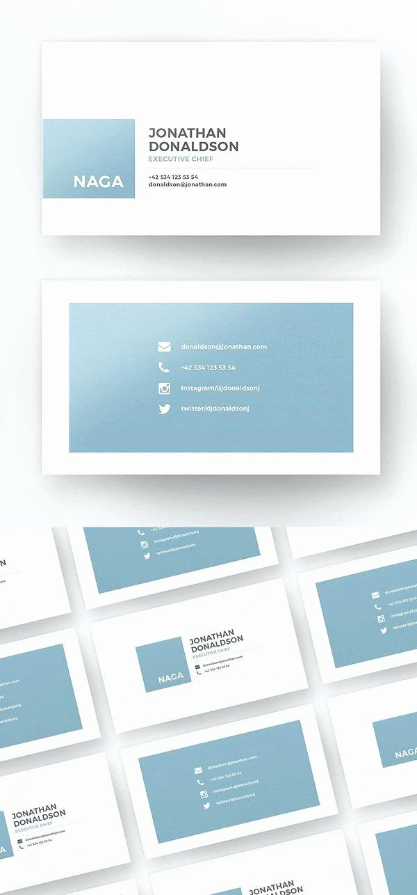 Networking Business Cards Template New Career Networking Business Card Template Modern Simple Set