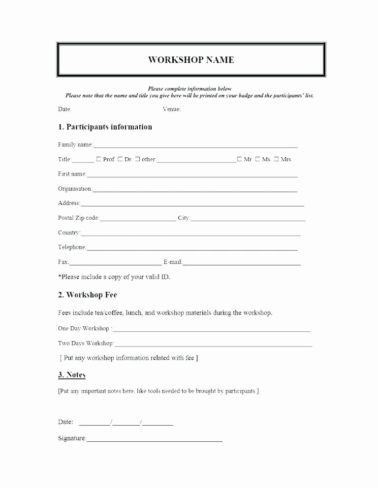 New Customer form Template Word Best Of 95 New Account Setup form Template Creating A Word