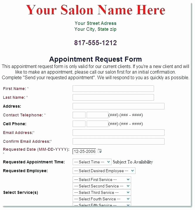 New Customer form Template Word Lovely New Customer Application form Template – Ddmoon