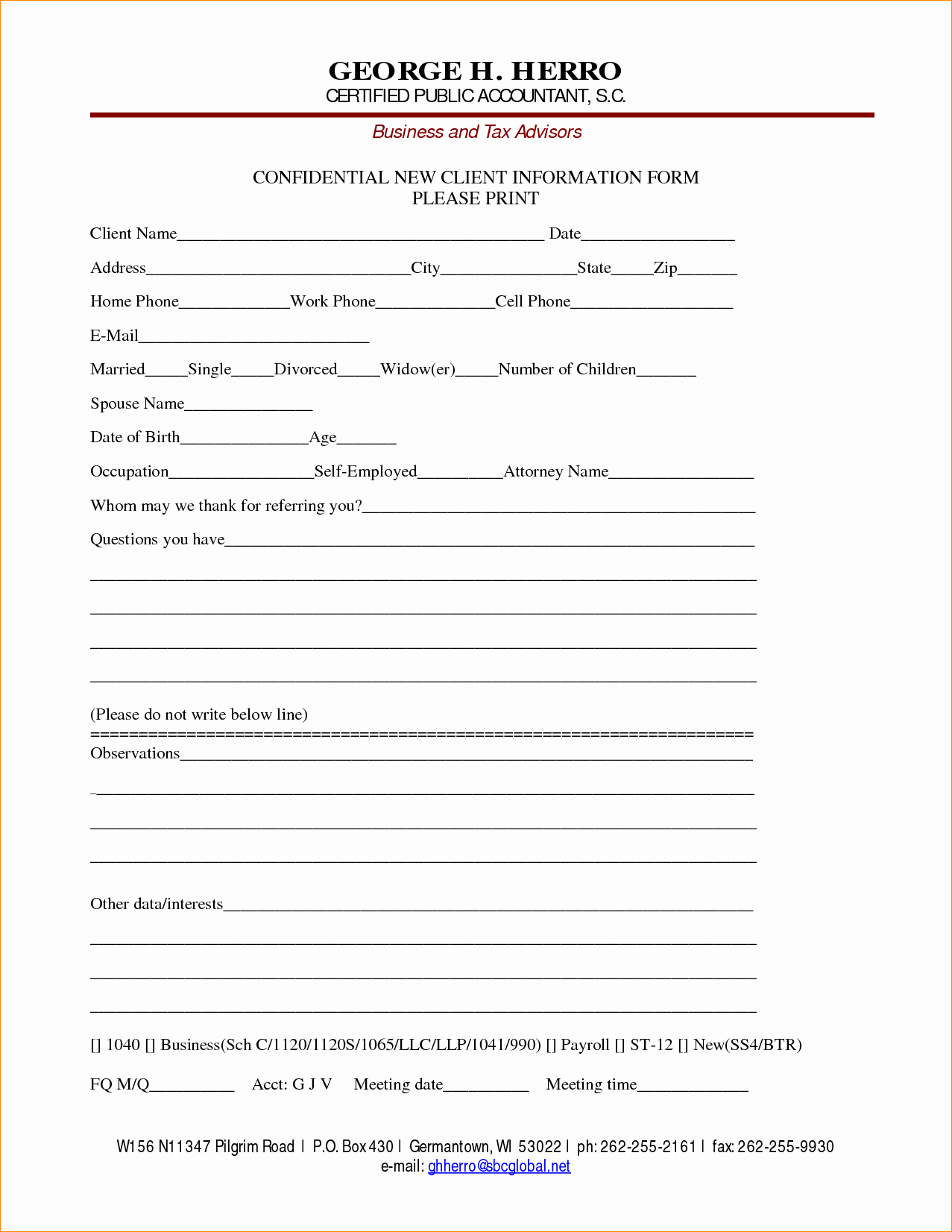 New Customer form Template Word Lovely New Customer form Template Word Portablegasgrillweber