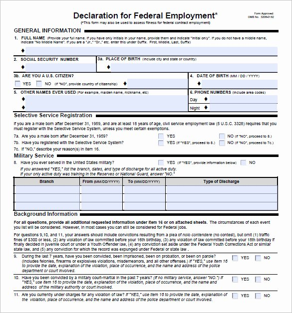 New Hire form Template Lovely 12 New Hire Processing forms Hr Templates