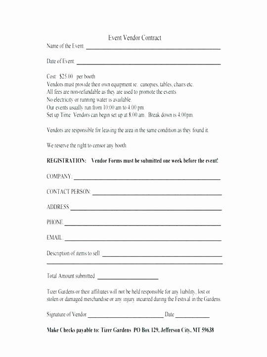 New Vendor Information form Template Inspirational Supplier Application form Template New Vendor form