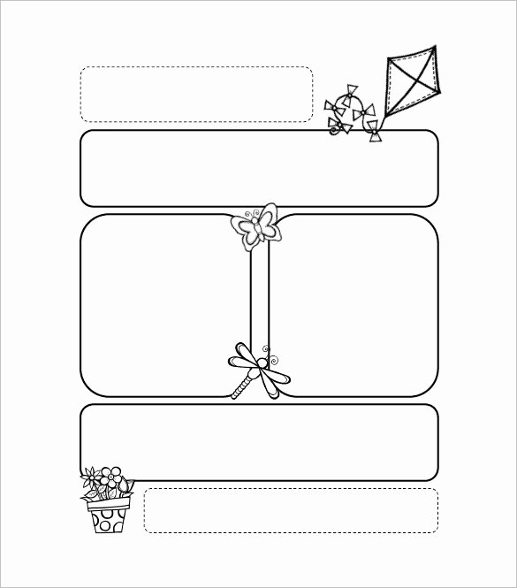 Newsletter for Preschool Parents Template New 13 Printable Preschool Newsletter Templates Pdf Doc
