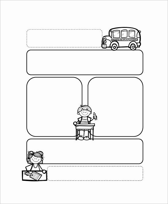 Newsletter Template for Preschool New 13 Printable Preschool Newsletter Templates Pdf Doc