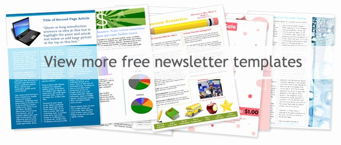 Newsletter Template Microsoft Word Fresh Church Newsletter Templates Free Templates Resume