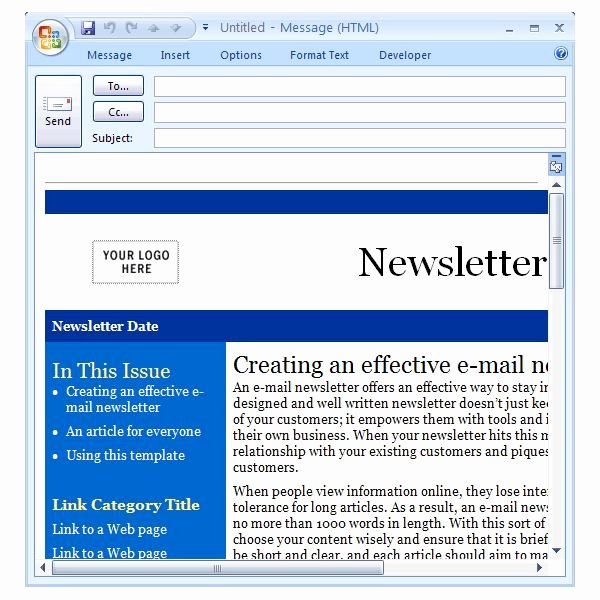 Newsletter Template Microsoft Word Luxury Downloading the Best Free Artist Templates for Cool Fice