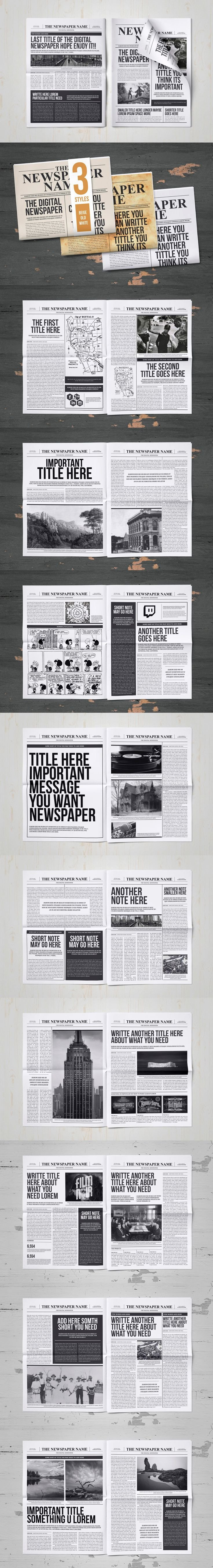 Newspaper Template Indesign Free Awesome Best 25 Indesign Newspaper Template Ideas On Pinterest