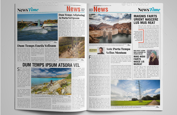 Newspaper Template Indesign Free Lovely 15 Best Indesign Newspaper Templates 2016 Tutorial Zone