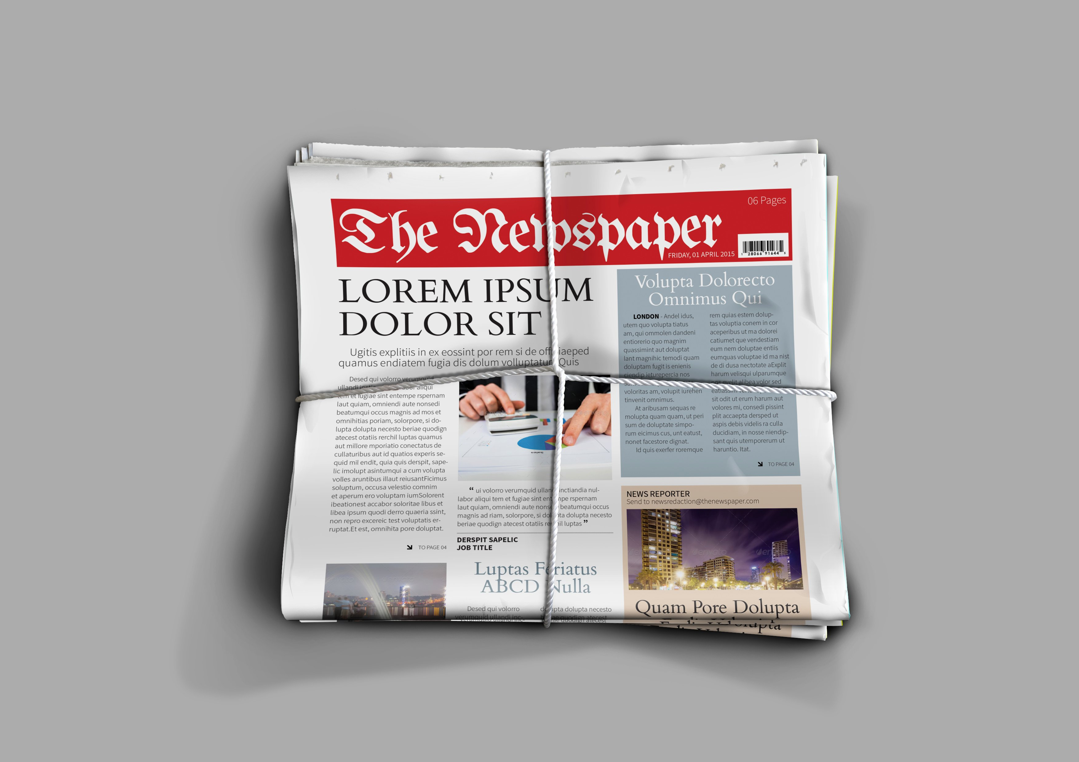 Newspaper Template Indesign Free Lovely Indesign Newspaper Template Magazine Templates On