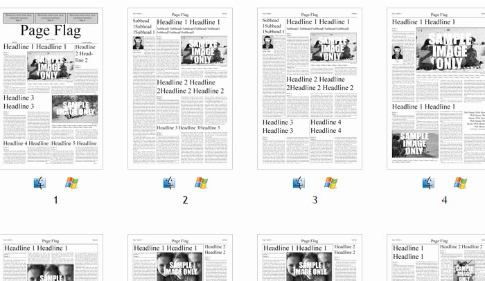 Newspaper Template Indesign Free New 6 Free Indesign Newspaper Templates