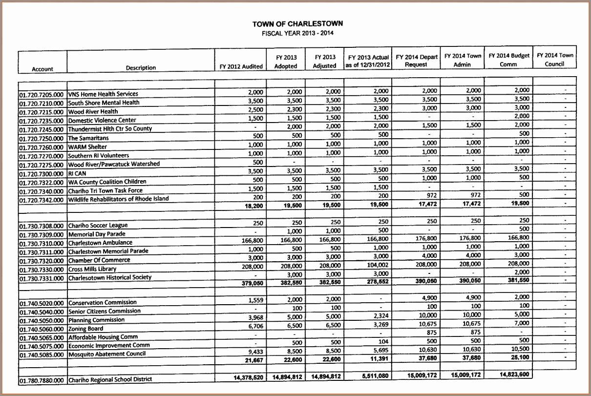 Non Profit Budget Template Excel Beautiful 12 Non Profit Bud Template Excel Epitu