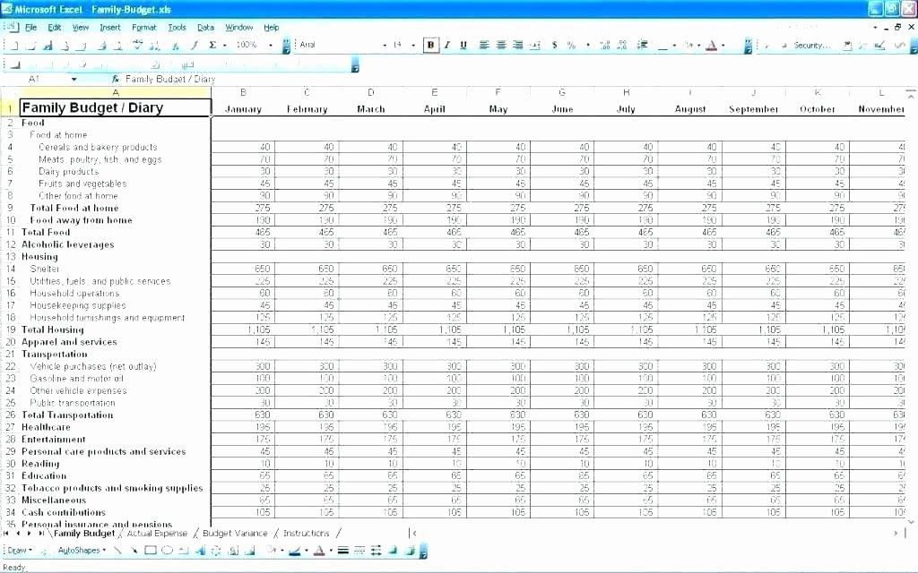Non Profit Budget Template Excel Elegant Bud Excel Spreadsheet It Bud Spreadsheet Excel Free