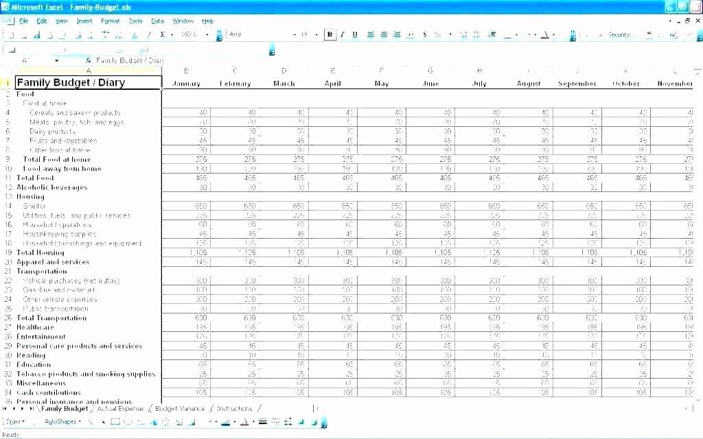 Non Profit Budget Template Excel Fresh Non Profit Bud Template Bud Ing Excel Spreadsheet for