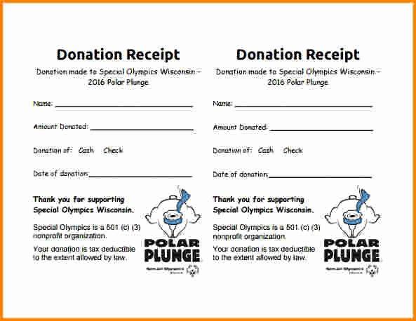 Non Profit Donation Card Template Best Of 14 Non Profit Donation Receipt Template Proposal Letter
