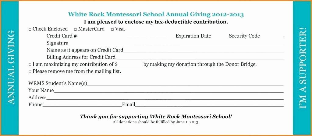 Non Profit Donation Card Template Inspirational Pledge Card Template Church Stewardship – Spitznasfo