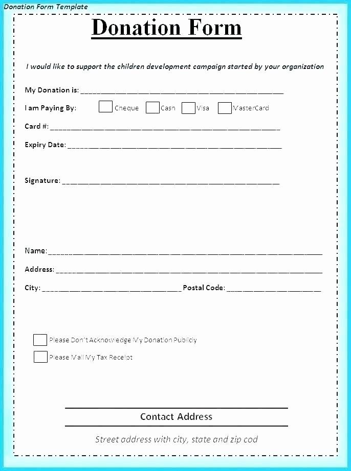 Non Profit Donation Card Template New Non Profit Donation Card Template Letter Bunch Ideas