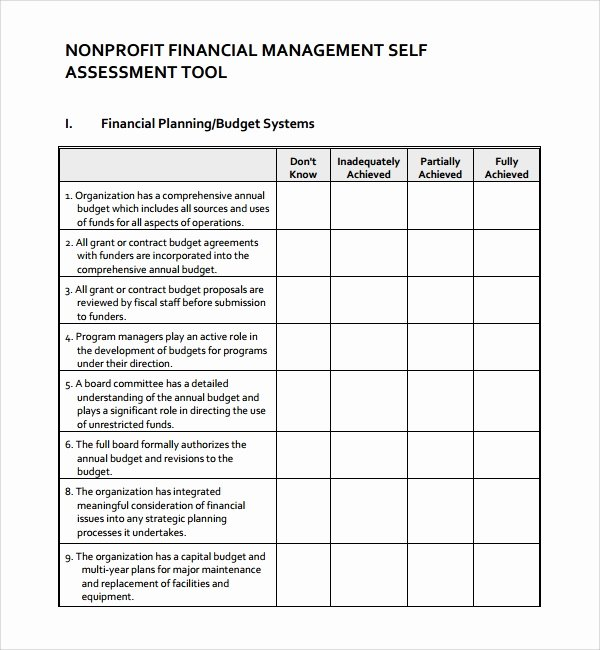 Non Profit organization Budget Template New 12 Non Profit Proposal Templates