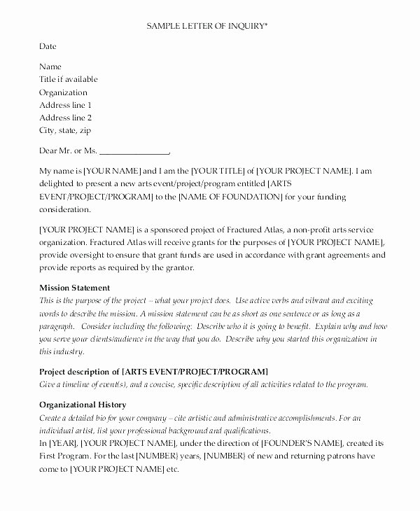 Non Profit Proposal Template Unique Non Profit Project Proposal Template Non Profit Project