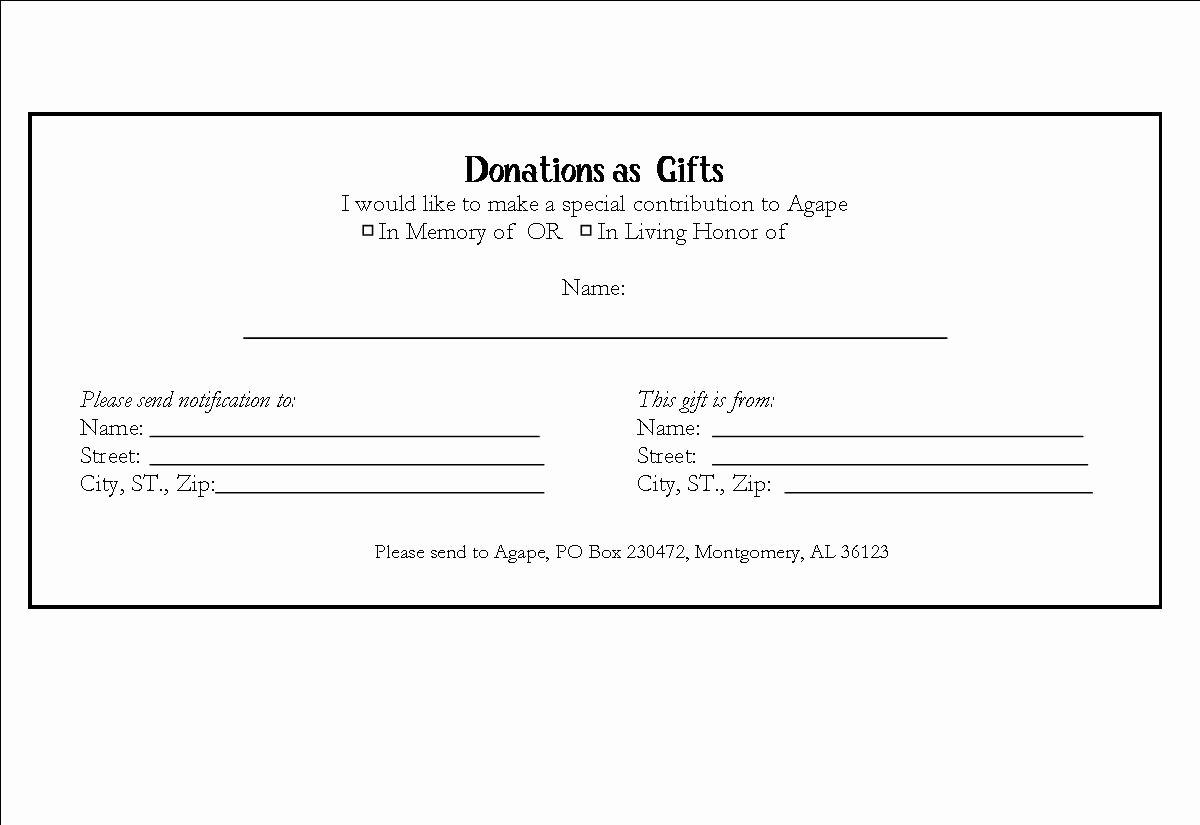 Non Profit Receipt Template Elegant Non Profit organization Donation Receipt