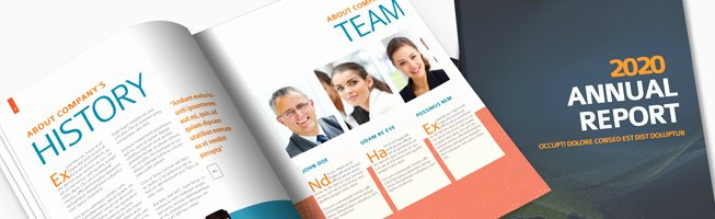 Nonprofit Annual Report Template Free Elegant the Right Annual Report for Your Au Nce Part Two