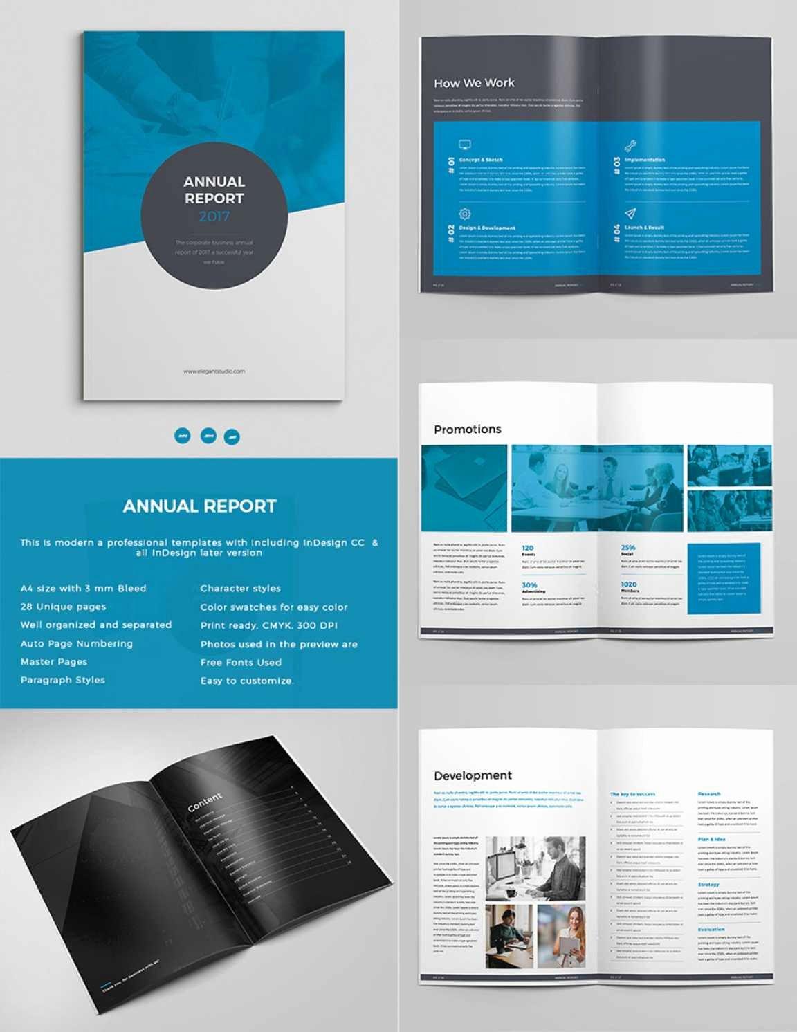 Nonprofit Annual Report Template Free Fresh 016 Free Non Profit Annual Report Template Indesign