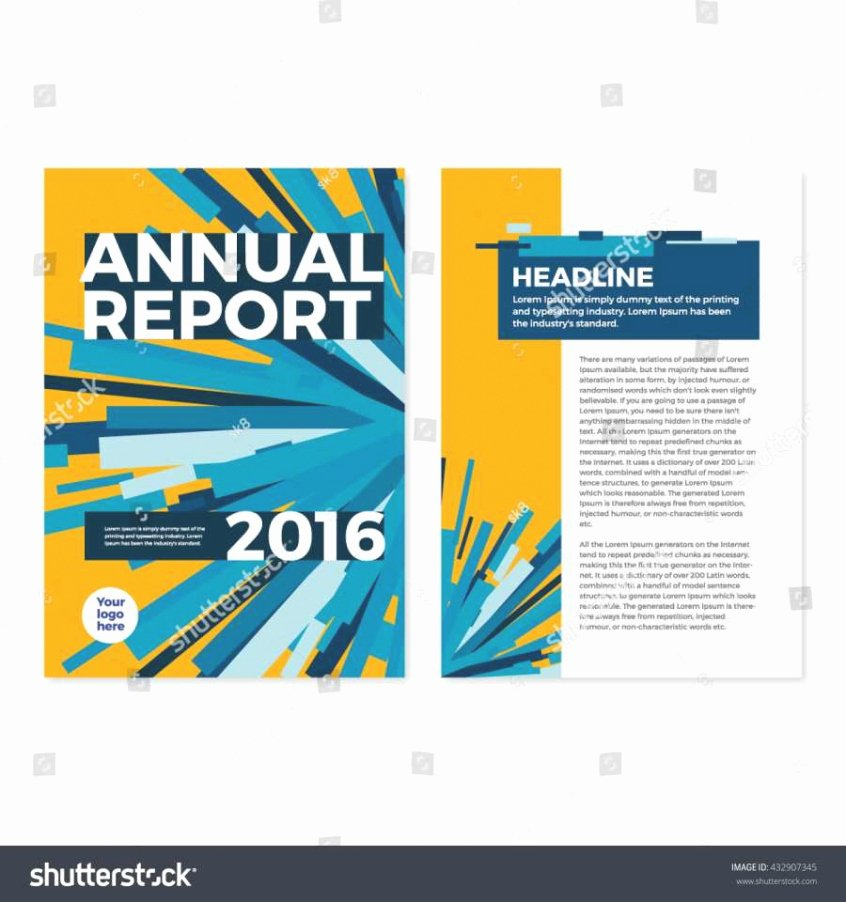 Nonprofit Annual Report Template Free Luxury Nonprofit Annual Report Templates Idea Of Nonprofit Annual