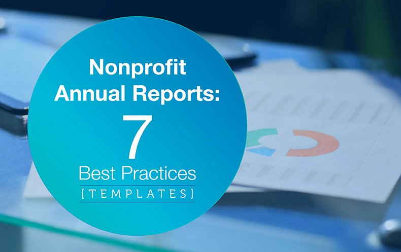 Nonprofit Annual Report Template Free New Nonprofit Annual Reports 7 Best Practices [templates