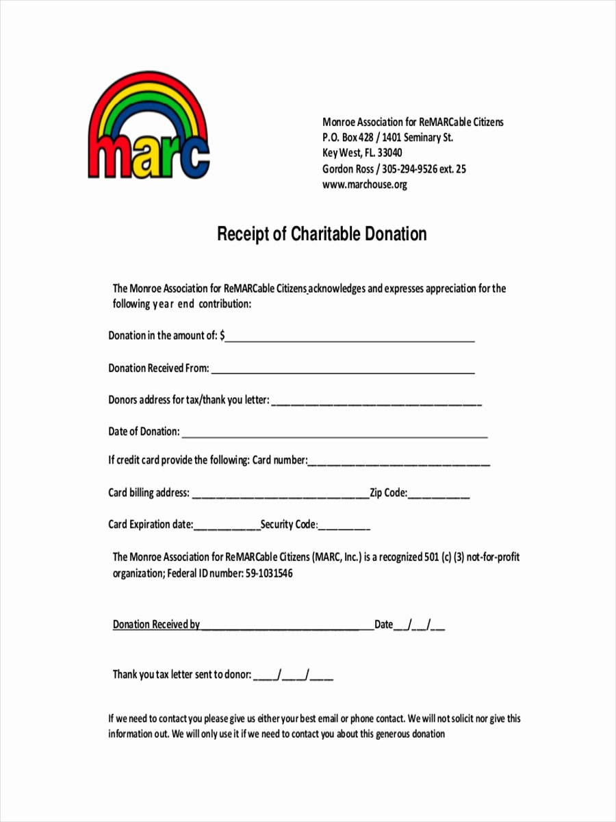 Nonprofit Donation Receipt Template Elegant Ultimate Guide to the Donation Receipt 7 Must Haves & 6