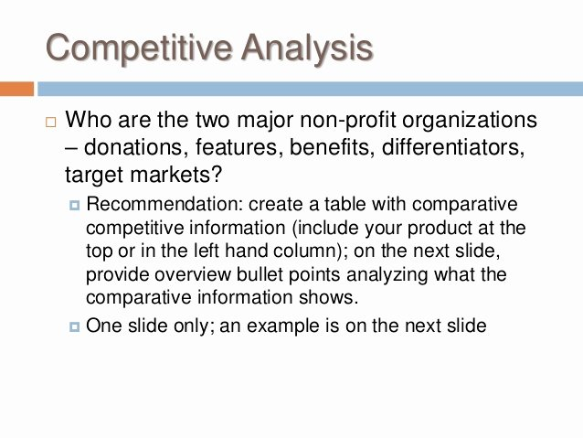 Nonprofit Marketing Plan Template Lovely Buss 424 Marketing Plan Non Profit Marketing Plan Template 2