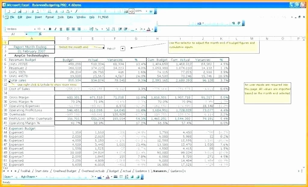 Nonprofit Operating Budget Template Best Of Operating Bud Spreadsheet Sample Nonprofit Operating
