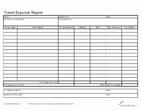 Numbers Expense Report Template Elegant Apple Numbers Business Bud Template for Expenses