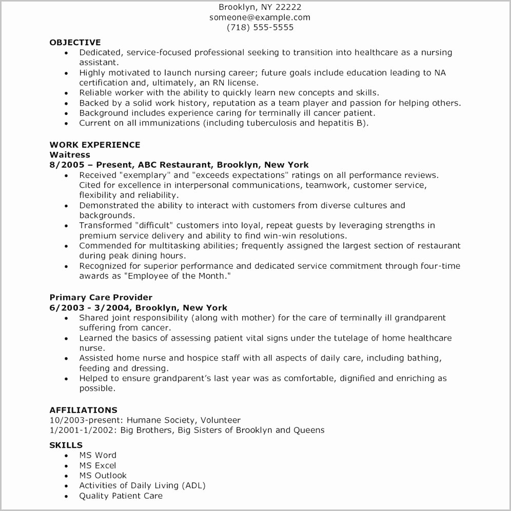 Nurse Resume Template Word Fresh Resume Template Word Nurse Resume Resume Examples