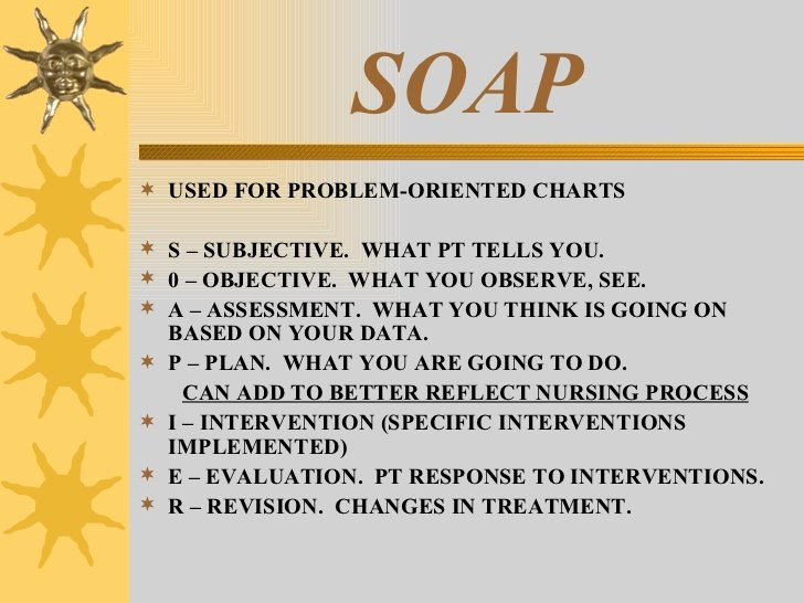 Nursing soap Note Template Awesome Nursing Skills Charting