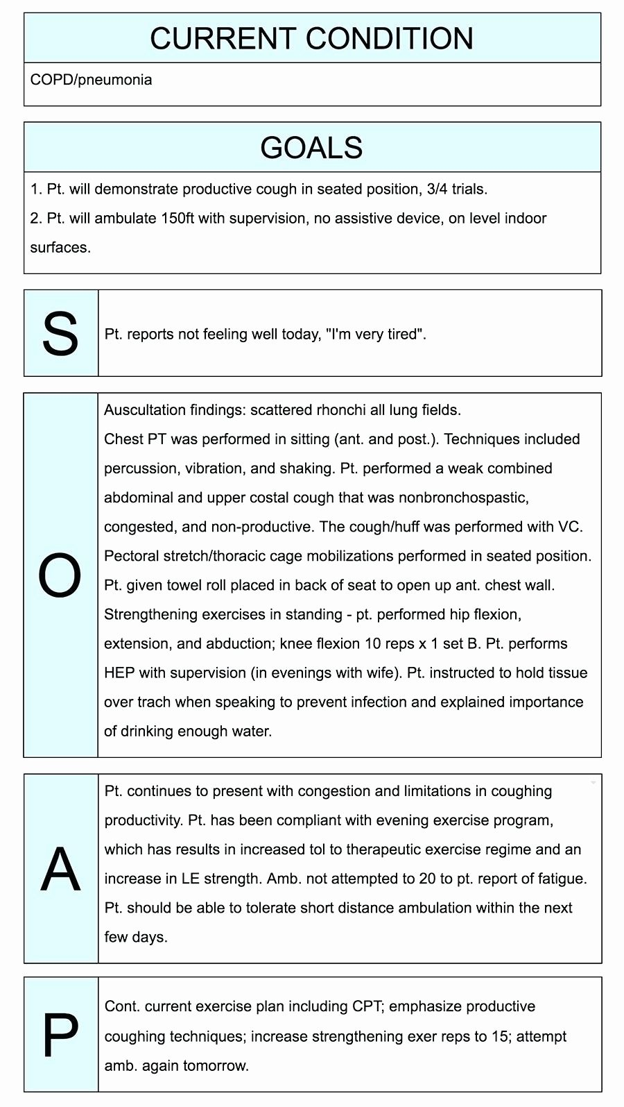 Nursing soap Note Template Best Of Template Nursing soap Note Template
