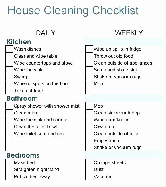 Office Cleaning Checklist Template Beautiful Public toilet Cleaning Checklist Template Chart
