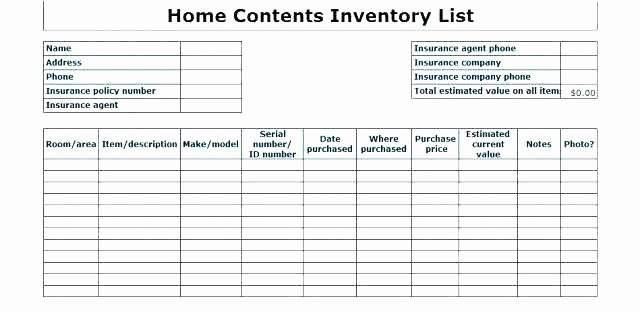 Office Supply List Template Best Of Fice Supply Checklist Template Excel How Keep An