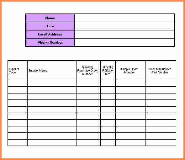 Office Supply List Template Unique 8 Office Supplies Inventory Spreadsheet