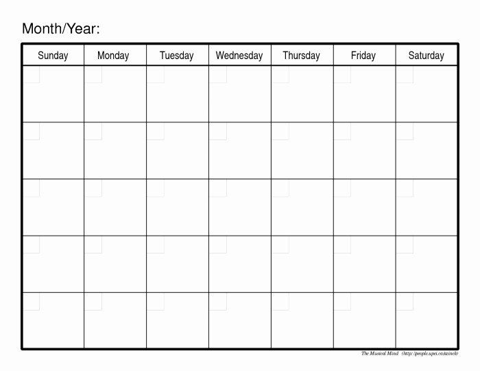 On Call Rotation Schedule Template Awesome Monthly Call Calendar Template
