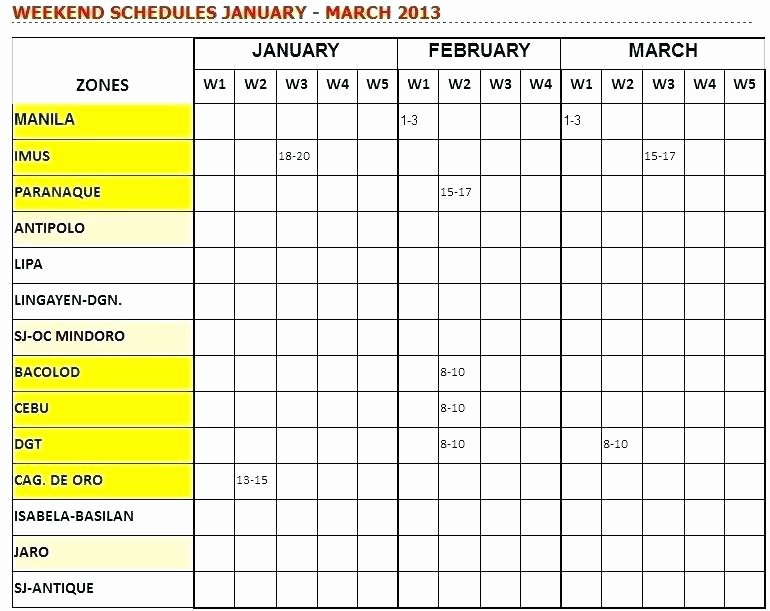 On Call Schedule Template Excel Unique Call Center Schedule Template – Ensitefo