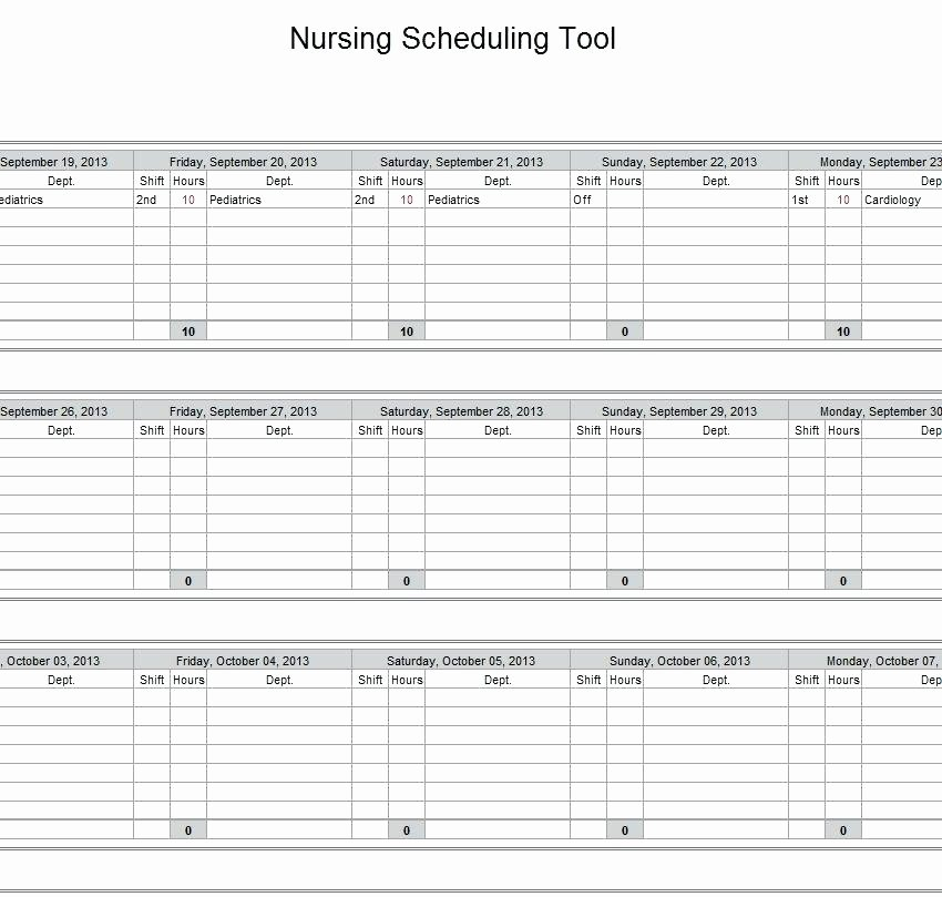 On Call Schedule Template Luxury Call Schedule Template Work Roster Template Excel